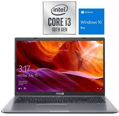 Asus corei3 10th Gen,4GB RAM,1TB HDD,15.6Inch X509JA-BR001TPlus free backpack bag image 1