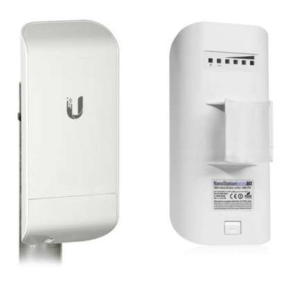 Ubiquiti Airmax Nanostation Loco M2, 2.4ghz Wireless Cpe