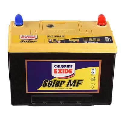 CHLORIDE EXIDE Solarbatter MF 50AH image 1