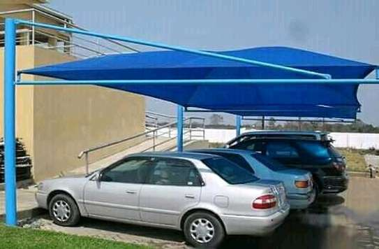 Car parking shade image 1