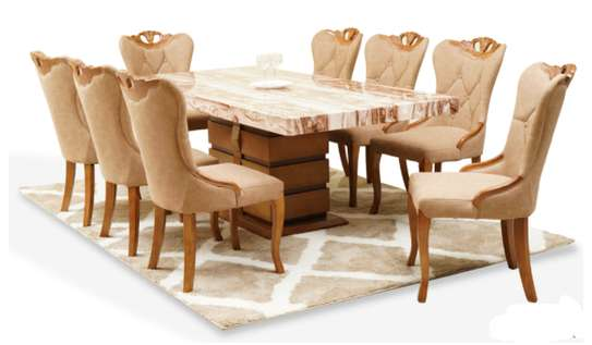 Luxury dining set image 1