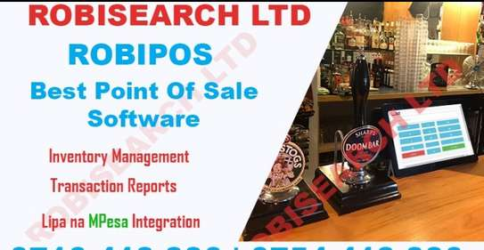 Grocery Robipos Point of sale system in kenya image 1