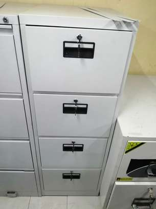 3drawers office filling cabinets image 2
