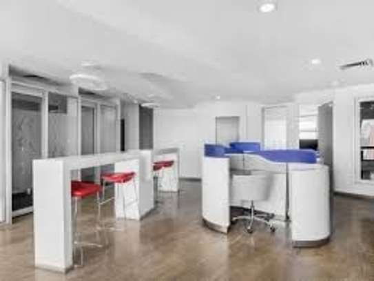 Furnished 4000 m² office for rent in Nairobi Central image 1