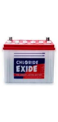 CHLORIDE EXIDE NS70 BATTERIES