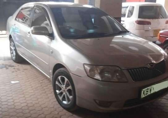Mint Toyota Corolla Luxel up for grabs image 2