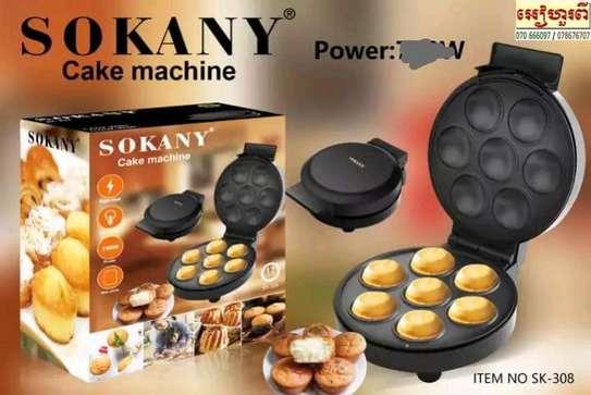 Sokany cake machine image 1