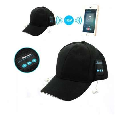 Bluetooth Cap Wireless Hat image 1