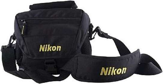 Nikon DSLR Camera Bag for Nikon DSLR D3100 D3200 D3300 D3400 D5200 D5300 D5500 D5600 D7100 D7200 image 1