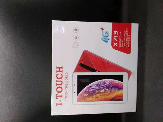 I-touch x713 kids tablet image 1