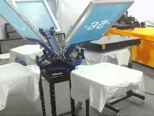 Screen Printing Machine image 1