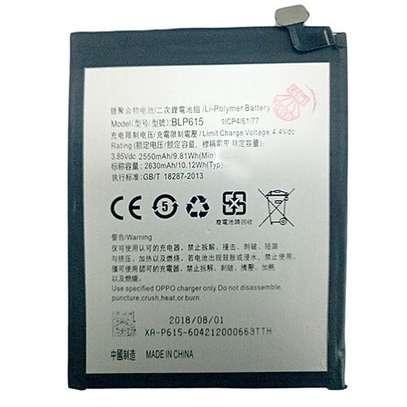 Oppo BLP615 Battery for Oppo A37 2550mAh image 1