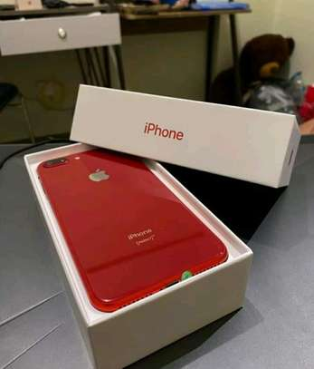 Apple Iphone 8 Plus 256 Gb Red And Iwatch