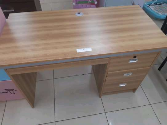 Office table with drawers image 1