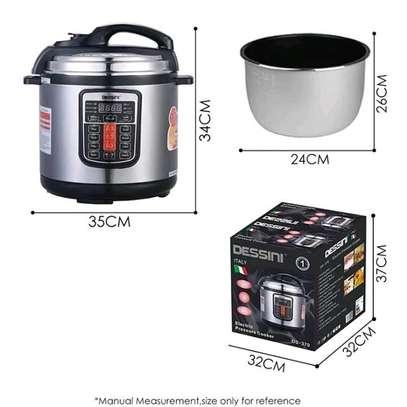 Dessini Pressure Cooker (oven) image 2