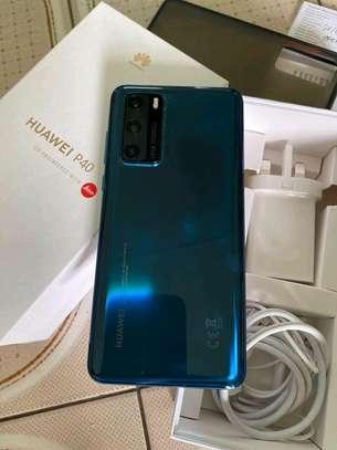 Huawei P40 Pro 256GB Blue image 3