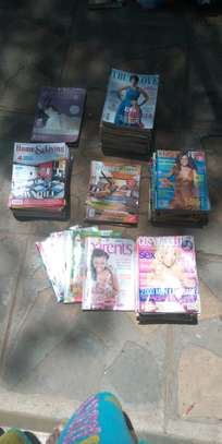 Magazines in mint condition image 1
