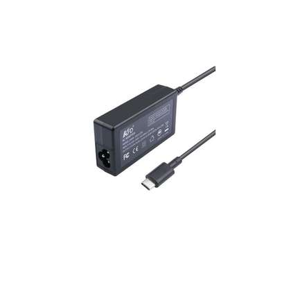 Asus Type C 45W Replacement Replacement Charger – Black image 1