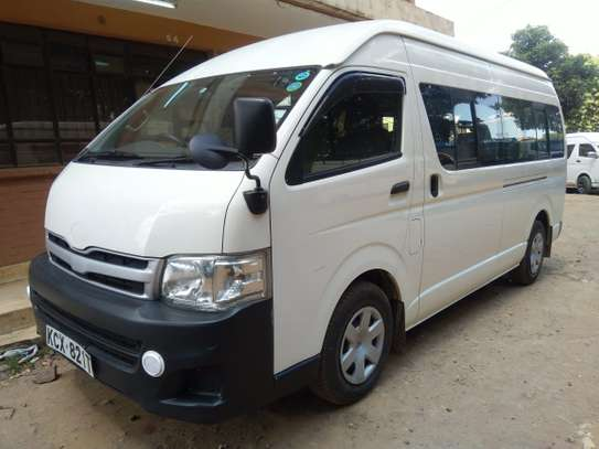 14 Seater Toyota Hiace  for Hire in Kenya image 1