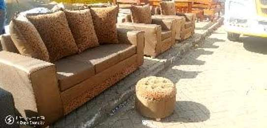 Stylish Quality Ready Made 5 Seater Sofa image 1