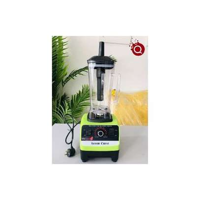 SHARE THIS PRODUCT   silver crest Multifunction Commercial Blender -3000WTTS image 3
