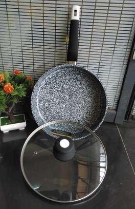 non stick granite pan image 1