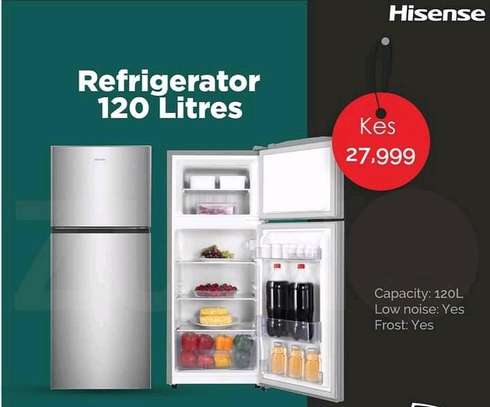 Hisense REF120DR 120L-New image 1