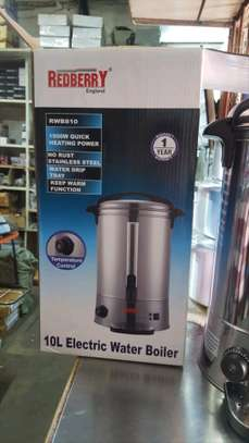 Electric tea-urn/redberry tea urn/10litre Electric water boiler