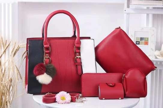 5 in 1 ladies' handbags image 1