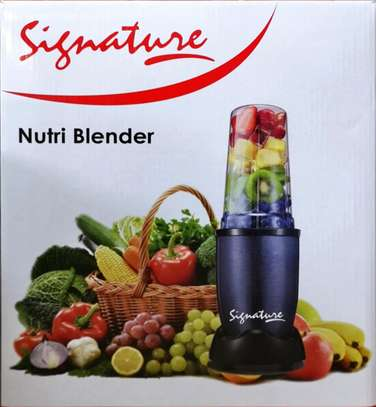 Signature Nutriblender