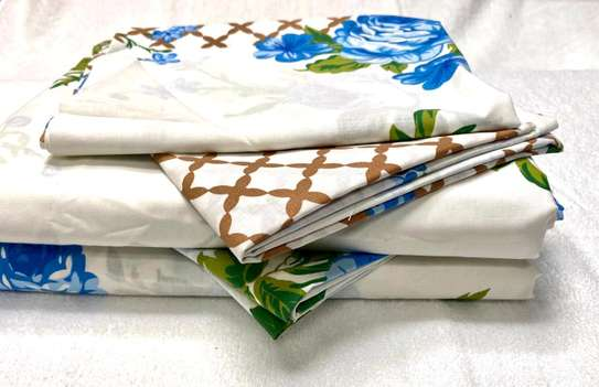 Flat bedsheets 7*8 image 1