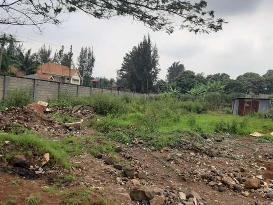 0.5 ac residential land for sale in Thome image 1