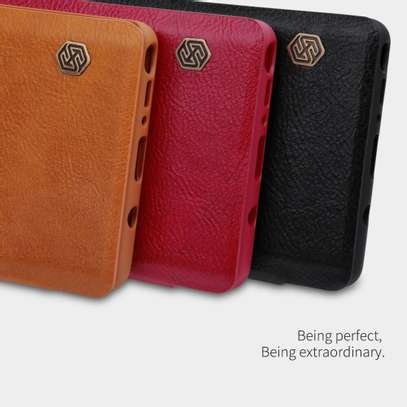 Nillkin Qin Series Leather Luxury Wallet Pouch For Samsung Note 9 image 3