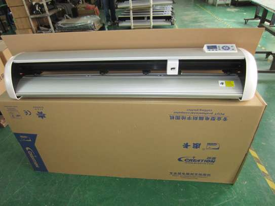 Vinyl Cutter Plotter 4feet. image 2