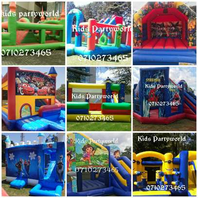 Events party supplies, bouncy castles, trampolines, water slides, bouncing bounce house for hire