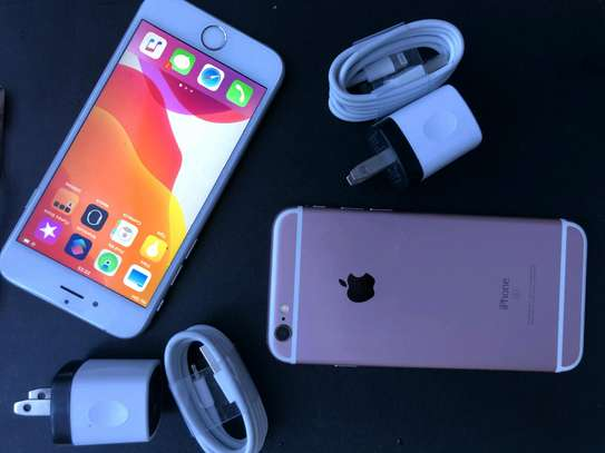 iphone 6s 128 gb Silver image 2