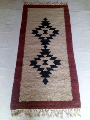 Hand Wooven carpet