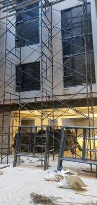 Scaffolding frame ladder image 2