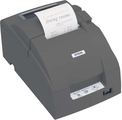Epson Tm-u220 Thermal Receipt Printer. New. image 1