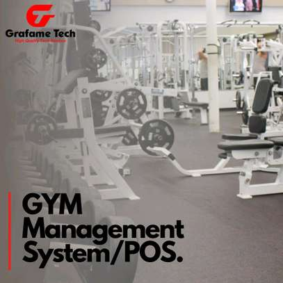 GYM Management System Point of Sales