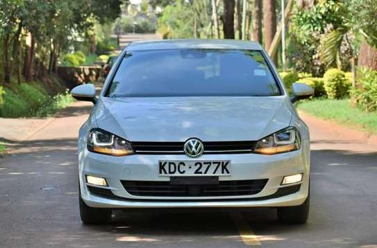 Volkswagen golf tsi MK7 2014 image 1
