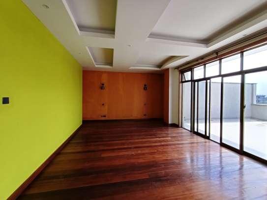 4 bedroom apartment for rent in Kileleshwa image 3