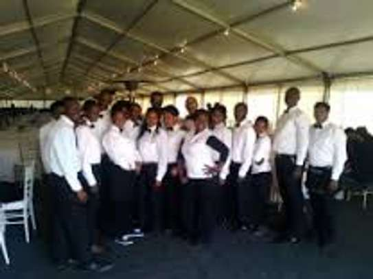 Catering Services and Event Staff for Hire .