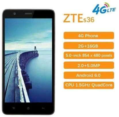 ZTE S36 4G Smartphone 2GB+16GB 2000mAh Camera 2.0MP+5.0MP 1.5GHz Quad-Core Android image 1
