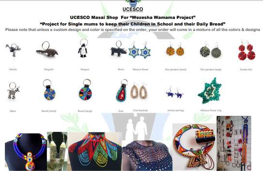 UCESCO Affordable African Vitenge and design image 2