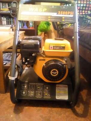 Carwash machine
