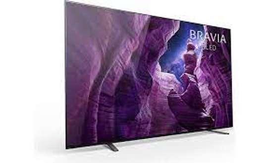 Sony 55 Inch 4K UHD Smart OLED TV image 1