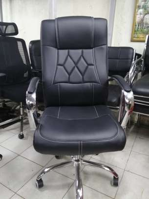Executive office chair image 7