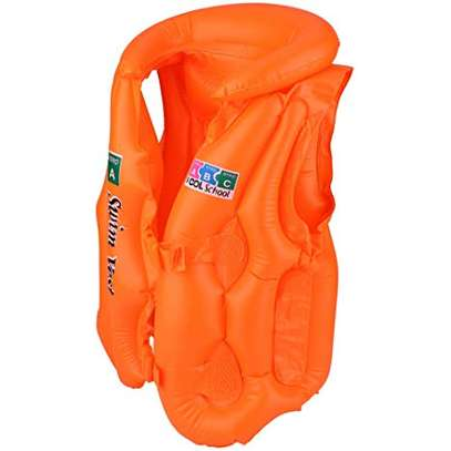 Children Inflatable Life Vest - Swimming