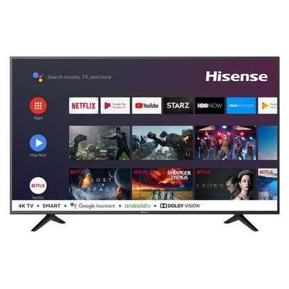 Hisense 43 inches Smart Frameless Digital TVs image 1
